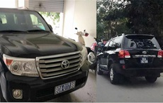 2 xe sang do doanh nghiệp tặng tỉnh Nghệ An đã được bán 4,8 tỷ đồng