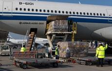Covid-19: Thổ Nhĩ Kỳ cấm máy bay chở vật tư y tế của Trung Quốc bay vào không phận