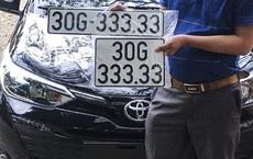 Bốc biển ngũ quý 3 siêu đẹp, chủ xe Toyota Vios 2020 được gạ bán giá 3,3 tỷ đồng