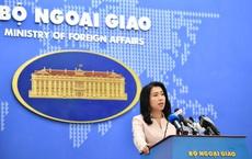 Bộ Ngoại giao trả lời thông tin Trung Quốc điều máy bay cảnh báo sớm ở Trường Sa