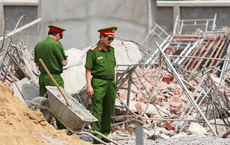 Phó Giám đốc Công an Đồng Nai: Nhiều công nhân trong vụ sập tường không có hợp đồng lao động