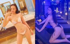 Yaya Trương Nhi thường xuyên đăng ảnh sexy táo bạo