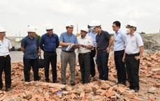Đồng Nai yêu cầu tạm dừng các công trình xây dựng có kết cấu tương tự công trình bị sập gây thương vong nặng nề