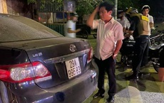 Nóng: Khởi tố vụ án liên quan đến Trưởng Ban Nội chính tỉnh ủy Thái Bình gây tai nạn chết người