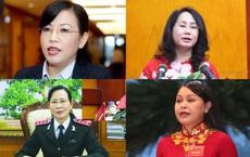 Chân dung 8 nữ Bí thư Tỉnh ủy đương nhiệm