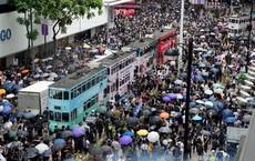 E sợ luật an ninh của Trung Quốc Đại lục, Đài Loan tính hủy vị thế đặc biệt của Hồng Kông