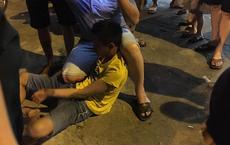 Dùng điện thoại quay lén cô gái trong nhà vệ sinh, nam thanh niên bị đánh hội đồng