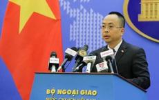 Trung Quốc thông qua luật an ninh Hong Kong, Việt Nam bày tỏ lập trường