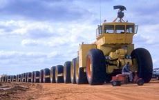 Truyền kỳ về 'xe lửa mặt đất' - những con quái vật được quân đội Mỹ sử dụng ở vùng Cực Bắc