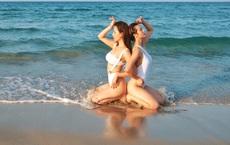 Phanh Lee và Huyền Lizzie kỷ niệm 7 năm tình bạn bằng bộ ảnh cực nóng bỏng