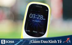 """Điện thoại """"nồi đồng cối đá"""", pin """"trâu"""" 30 ngày của Nokia có giá chưa đến 1 triệu đồng"""