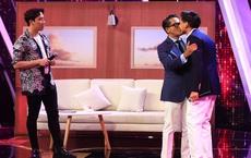 Trấn Thành bật khóc khi thấy nhà thiết kế Thái Công hôn bạn trai trước mặt