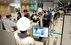 Một người nghi ngờ mắc Covid-19 đi từ Trung Quốc vào Việt Nam