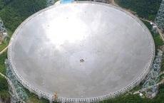 To ngang 30 sân bóng đá, kính viễn vọng lớn nhất thế giới của Trung Quốc bắt đầu sứ mệnh săn lùng người ngoài hành tinh