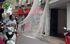 Hà Nội: Cảnh sát dùng lưới vây bắt đối tượng truy nã lẩn trốn trong nhà dân