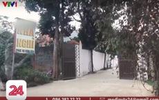 Camera giấu kín đã ghi nhận cả đối tượng nghi vấn môi giới và mua trinh trẻ em ở Hà Nội