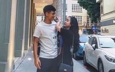 Hà Đức Chinh và bạn gái lọt top couple tình tứ trên MXH: Chàng thoải mái nói lời yêu, nàng hãnh diện gọi 'người hùng của em'