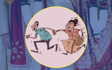 Đám cưới Ấn Độ phải hủy gấp vì bố chú rể và mẹ cô dâu tự dưng... 'đưa nhau đi trốn'