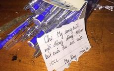 """Đầu năm bị đòi lì xì, nữ sinh tặng nguyên hộp bút kèm theo lời nhắn nhủ khiến người chị """"nín lặng"""""""