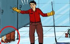 9 lý do để cửa toilet công cộng lúc nào cũng có kẽ hở lớn, dù giận tím người nhưng nghe xong ai cũng công nhận cực kỳ thuyết phục