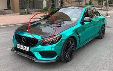 Mercedes-Benz C 300 AMG bán lại chỉ ngang giá Toyota Camry: Chủ xe độ nhiều đồ chơi đắt tiền, chi tiết nắp ca-pô gây chú ý