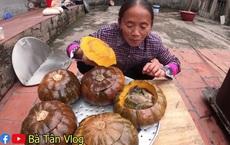 """Tuy chỉ có vài người ăn nhưng món bà Tân Vlog làm hôm nay đã """"xịn sò"""" hơn hẳn rồi này"""