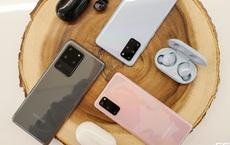 Đây là Samsung Galaxy S20/S20+ và S20 Ultra vừa ra mắt: 'phá đảo' mọi thông số về camera, zoom 100X, quay video 8K