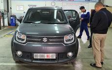 Suzuki Ignis bất ngờ xuất hiện tại Việt Nam - Xe bình dân nhưng dẫn động bốn bánh, cảnh báo chệch làn, Cruise Control