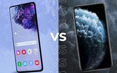 """Cuộc chiến Samsung – Apple đang khiến giá smartphone trở nên """"nực cười"""""""