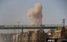 """Số vũ khí """"lớn chưa từng có"""" của Thổ Nhĩ Kỳ bị oanh tạc cơ Nga hủy diệt ở Syria"""