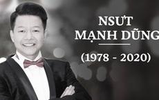 NSND Công Lý, diva Mỹ Linh cùng dàn nghệ sĩ Việt xót xa khi hay tin NSƯT Mạnh Dũng qua đời vì bị sát hại