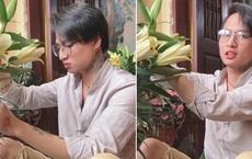 Kể xấu ông anh thích cắt cây nấu nướng cắm hoa, cô em gái lại khiến dân tình ghen tị: Ôi anh trai bảnh thế!