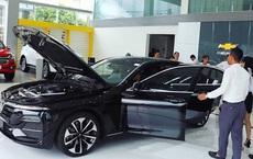Giá ô tô VinFast được chiết khấu cả trăm triệu tại đại lý