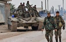 Quân đội Syria đẩy mạnh tấn công phiến quân ở tỉnh Idlib