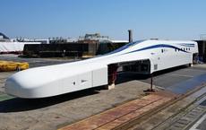 Nhật Bản giới thiệu nguyên mẫu tàu điện siêu tốc mới: Sử dụng công nghệ sạc không dây, đạt vận tốc tối đa lên tới hơn 500km/h
