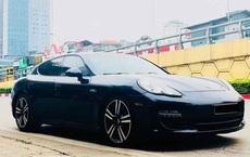 Porsche Panamera 2011 xuống giá ngang tiền lăn bánh VinFast Lux A2.0 mới