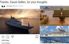 Tỷ phú Mỹ khoe ảnh cách ly trên du thuyền hơn nửa tỷ đô