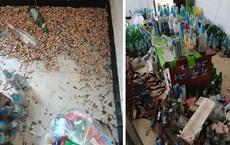 Nam sinh quỵt 5 tháng tiền nhà rồi bày bừa 600 chai bia, hơn nghìn đầu thuốc: Thái độ chủ trọ khi biết chuyện mới bất ngờ