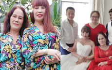 Sau 1 tuần nâng mũi, cô dâu 62 tuổi tự tin chụp hình cưới cùng cô dâu 65 tuổi ở Đà Nẵng khiến nhiều người xôn xao