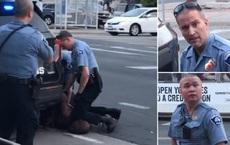 Tiết lộ bất ngờ về viên cảnh sát đè cổ khống chế khiến người da màu tử vong