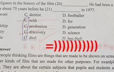 """Học sinh khoanh sai đáp án trong bài kiểm tra đã buồn nẫu ruột, ai ngờ cô giáo còn """"troll"""" thêm 1 câu siêu mặn mòi như này"""