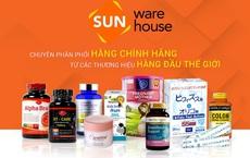 Sun Warehouse - Đơn vị chuyên phân phối hàng chính hãng từ các thương hiệu hàng đầu thế giới
