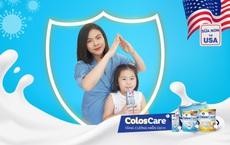Diễn viên Vân Trang: Sữa ColosCare là lựa chọn của Trang để bảo vệ sức khỏe cả nhà