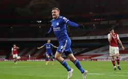 """Dính đòn """"hồi mã thương"""" của Leicester, Arsenal bại trận đau đớn trên sân nhà"""