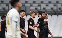Marseille 0-3 Man City: Giá trị của đồng tiền