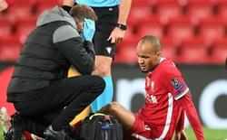 Mất thêm Fabinho ở trận thắng Midtjylland, HLV Klopp buồn rười rượi