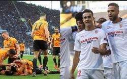 "Tứ kết Europa League: Wolves ""ra oai"" với trước Sevilla?"