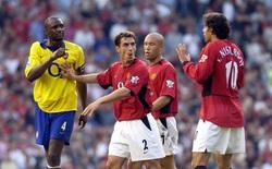 """Ngày này năm xưa: MU và Arsenal """"hỗn chiến ở Old Trafford"""""""