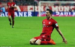 Ngày này năm xưa: Lewandowski đi vào lịch sử bóng đá thế giới