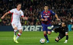 Nghi gian lận thi quốc tịch, Luis Suarez lỡ cơ hội gia nhập Juventus